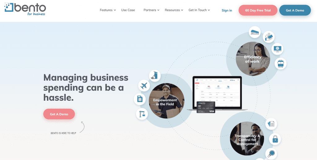 B2B payments company