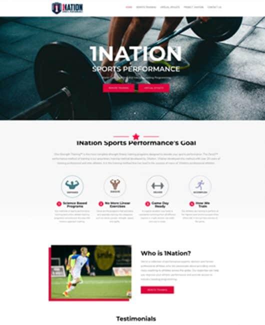 1Nation Sports