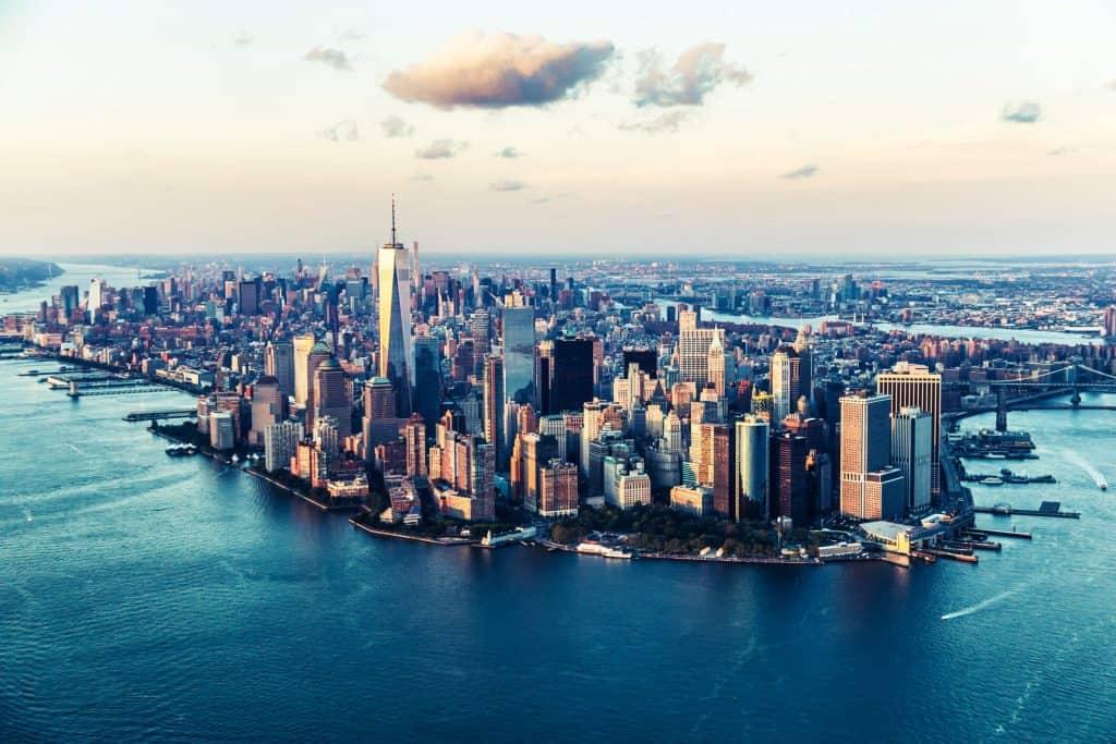 digital marketing agency in new york skyline